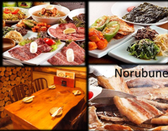 NORUBUNEの写真