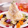 料理メニュー写真ハワイアンパンケーキ