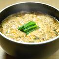 料理メニュー写真かき玉蕎麦