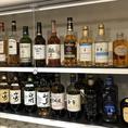 【豊富なウィスキーをご用意!!】店主が厳選して選んだウィスキーの数々をお楽しみください!!ジャパニーズ/スコッチ/カナディアン/バーボン/ブランデーなど豊富な種類をご用意しております★