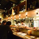 博多炉端 ウォーズマン 魚's男 柳橋市場店の雰囲気2