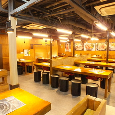 焼肉 KEIKO ケイコ なんば日本橋店の雰囲気1