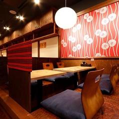 九州酒場 ほまれ 八丁堀店の雰囲気1