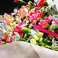 花束の買い付け代行も♪