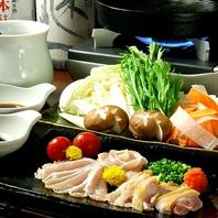 暮坪米と日高昆布のだしで炊いた釜飯と串料理が人気★