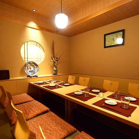 全席個室 居酒屋 別邸 -Bettei- 札幌駅前店|店舗イメージ5