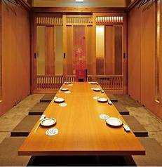 【個室貸切】最大80名様まで対応◎お席の組み換えが可能です。団体様のご予約はお早めに♪