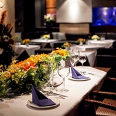 本格的なブライダルパーティーも可能な貸切スペース!パーティー専門スタッフが対応致します