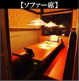 美食 美酒 だんらん いっさく 長岡東店の雰囲気3