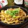 54)マレー風 ラム肉スパイスカレー炒め