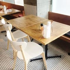 様々な人数に対応可能なテーブル席は各種ご宴会に◎