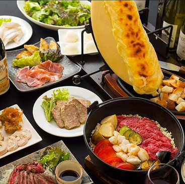 肉とチーズの店 ステーキフォンデュ 京町バル 伏見桃山店のおすすめ料理1