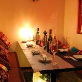プライベート個室(テーブル)!6名様から14名様までご利用可能です~個室居酒屋 ビアホール 宴会 飲み会 女子会 合コン 記念日 誕生日 デート 3時間 無制限 飲み放題 食べ放題なら肉バル×チーズフォンデュバル かすみや 新宿店~
