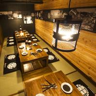 姫路駅前★隠れ家個室居酒屋⇒30名までOK★貸切も歓迎♪