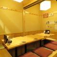 中規模の部署内での宴会や同窓会等ご利用頂けます。当店では、宮城県の地物や東北各地の日本酒、郷土料理がお楽しみ頂けます。また、こちらのお席に関しましては奥にございまして開放感もございます。暖簾でお隣の席と仕切りのようにもお使いいただけますのでご安心下さい!飲み放題付宴会コースも各種ございます!