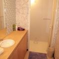 《シャワールーム》‐◆夏場などでも快適に過ごせるシャワールーム有◆‐お疲れの方にはナイトパックと合わせてご利用ください。