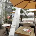テレビ塔のふもとにある「THE BROOKLYN CAFE」は栄駅から徒歩5分の駅近肉バル。各種ご宴会のお集まりに最適な好立地で、幹事さんからも大好評をいただいております。テラスのお席の他に、店内にはテーブル席やソファー席もご用意しております♪