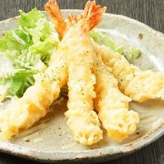 料理メニュー写真海老マヨゆず風味