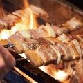 料理メニュー写真博多 豚バラ串