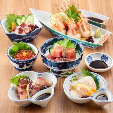 博多海鮮食堂 魚吉 ソラリアステージ店のおすすめ料理1