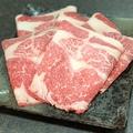 料理メニュー写真士幌牛サーロイン