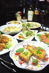 Dining Bar Teaspark ティースパークのコース写真
