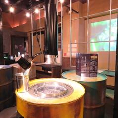 韓国式焼肉 MAYAKK CALVI マヤクカルビ 栄店の雰囲気1