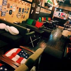 Cafe & Dining Dの雰囲気1