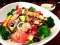 料理メニュー写真ミックスシェフ's サラダ ハーフサイズ