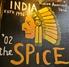インディア ザ すぱいすのロゴ