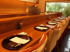 天ぷら割烹 うさぎの雰囲気1
