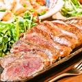料理メニュー写真サーロインステーキ 200g