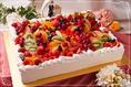 結婚式二次会や貸切パーティもお店がフルサポート!◆パーティ特典例2:人数分の特大ケーキサービス