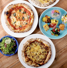 Pizza House イタリコ 大丸神戸店の特集写真