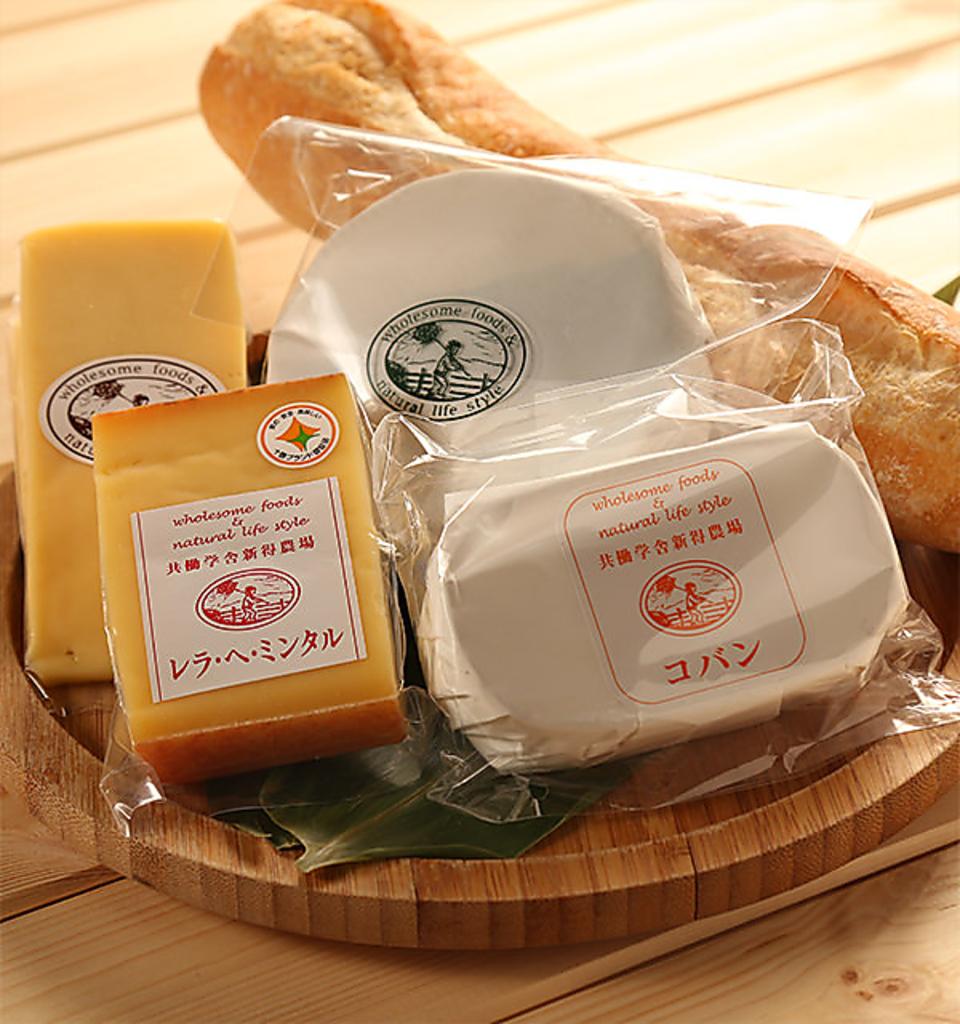 北海道チーズやワイン等…道産食材にこだわった料理の数々。