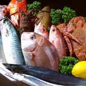 目利きした新鮮な魚介。【天文館 しゃぶしゃぶ 個室 飲み放題 地鶏 貸切 ステーキ 郷土料理 宴会】