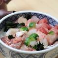 海鮮ひつまぶし1080円(税抜)
