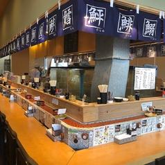 築港くるくる寿司の雰囲気1