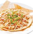 料理メニュー写真≪居酒屋 坐・和民のおすすめ≫桜海老のおつまみめんたいピザ