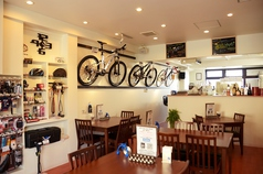ACTWITH BICYCLE and PIZZAの写真