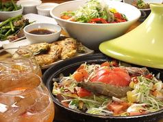 テッパン食堂 スワーハ SVAHAのコース写真
