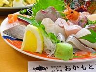 お得な海鮮コース☆3240円~5400円