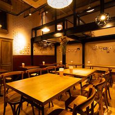 &CAFE アンドカフェ こだわり玉子とフルーツパフェの雰囲気1