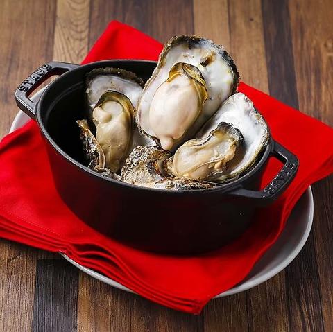 【広島産】牡蠣を使ったメニューも多数ご用意しております【¥1100〜】