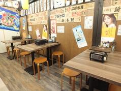浜焼太郎 日吉店の雰囲気1