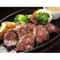 料理メニュー写真US熟成牛ハラミ カッティングステーキ(180g)
