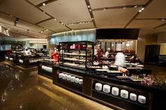 スーパーブッフェ グラスコート 京王プラザホテルの写真
