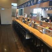 築港くるくる寿司の雰囲気2