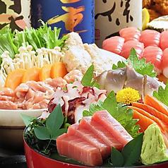 魚鮮水産 福島駅前通り店のコース写真