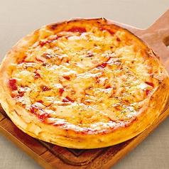 トマト&チーズピザ